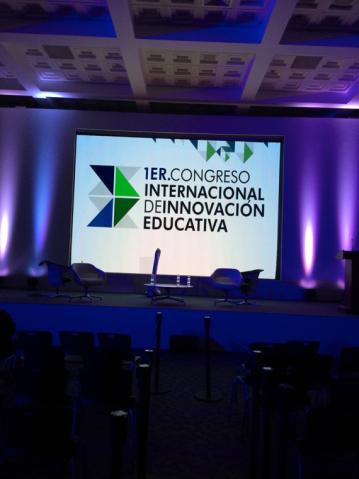 1º Congreso Internacional de Innovación Educativa. Cd. De México